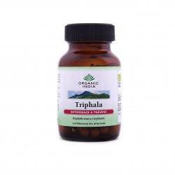 Triphala Organic India BIO 60 kapslí
