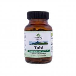 Tulsi Organic India BIO 60 kapslí