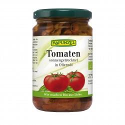 Sušená rajčata v extra panenském olivovém oleji Rapunzel BIO 275 g