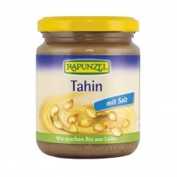 Tahini se solí - sezamová pasta Rapunzel BIO 250 g