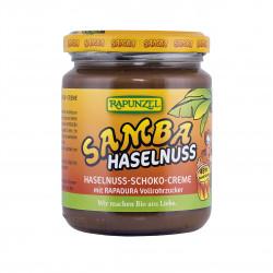 Samba čokoládovo-oříšková pomazánka Rapunzel BIO 250 g
