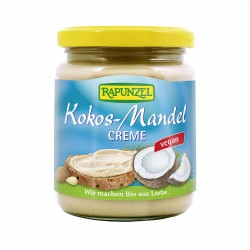 Kokosovo-mandlový krém Vegan BIO 250 g Rapunzel