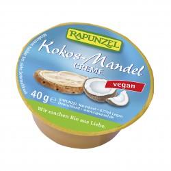Mini kokosovo-mandlový krém Vegan BIO 40 g Rapunzel