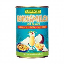 Kokosové mléko Rapunzel BIO 400 ml