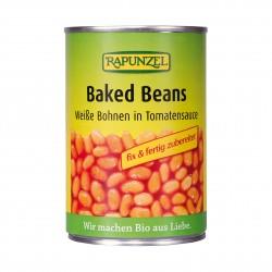 Pečené fazole Rapunzel BIO 400 g