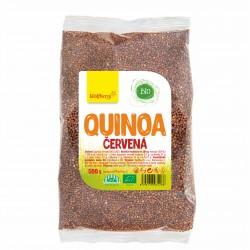 Quinoa červená Wolfberry BIO 500 g