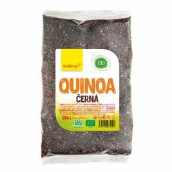 Quinoa černá Wolfberry BIO 500 g