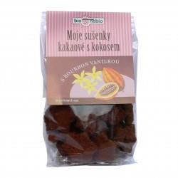 Moje sušenky kakaové s kokosem BioNebio BIO 130 g