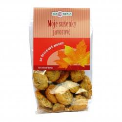 Moje sušenky javorové BioNebio BIO 130 g